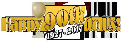 Celebrating 90 Years!