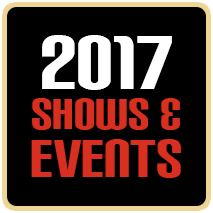2017 Shows & Events
