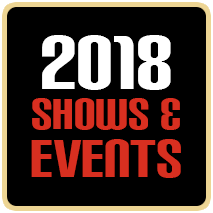 2018 Shows & Events