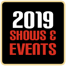 2019 Shows & Events