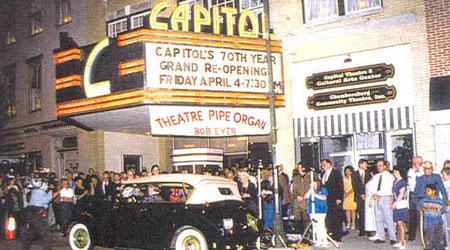 The Capitol Theatre Historic Photo